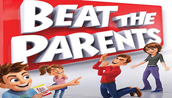 Spin Master Games Beat The Parents, Family Board Game of ...