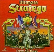 Box of Ultimate Stratego board game